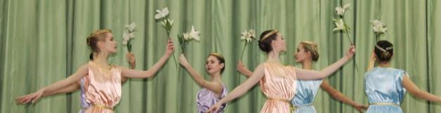 Концерт выпускного курса отделения классического танца